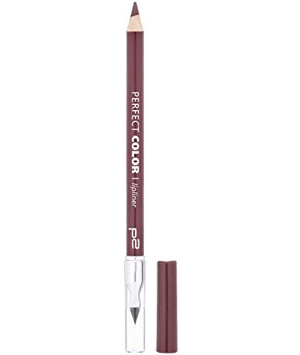 p2 cosmetics Perfect Color Lipliner 130, 3er Pack (3 x 1 g)