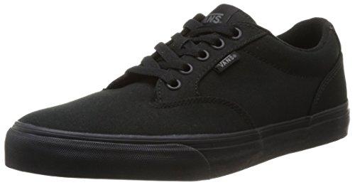 vans-m-winston-sneakers-uomo-nero-black-black-42-eu
