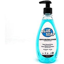 GREEN SOAP - Jabón Neutro Suave (500ml) tattoo microblading micro Para Tatuajes, Jabón Neutro Para Cuidar, Hidratar Y Cicatrizar Los Tatuajes