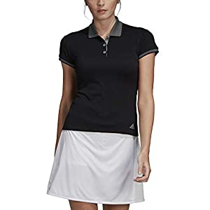 adidas Damen Club Short Sleeve Polo Shirt