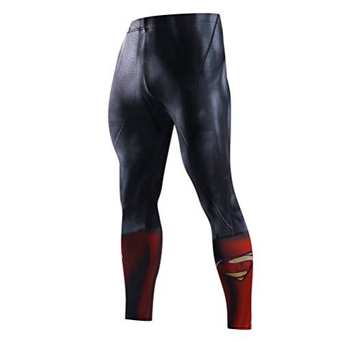 Feidaeu Herrenbekleidung Skinny Pants Sweatpants Glattes und geschmeidiges Gefühl Schweiß, Schweiß, Atmungsaktiv und StrapazierfähigLasticTrousers