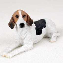 American Foxhound Dog Figurine by Conversation Concepts