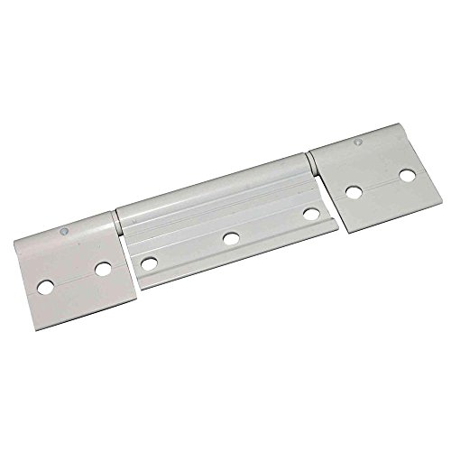 Barton Kramer Bildschirm Tür Scharnier Weiß Aluminium