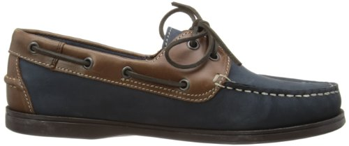 Chatham  Commodore,  Herren Bootschuhe Navy/Brown