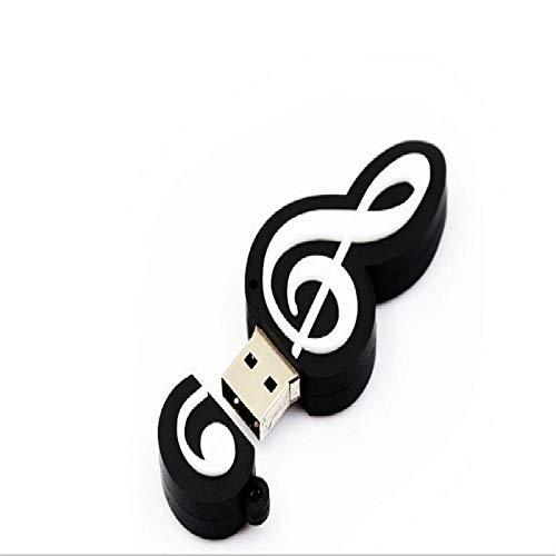 Shuda 1 pcs Flash USB Pen Drive Chiavette USB Forma di musicale dei cartoni animati 1 GB/2 GB/4 GB/16 GB/32 GB Cyber Monday 2018