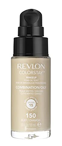 Revlon ColorStay Foundation for Combination/Oily Skin, Buff