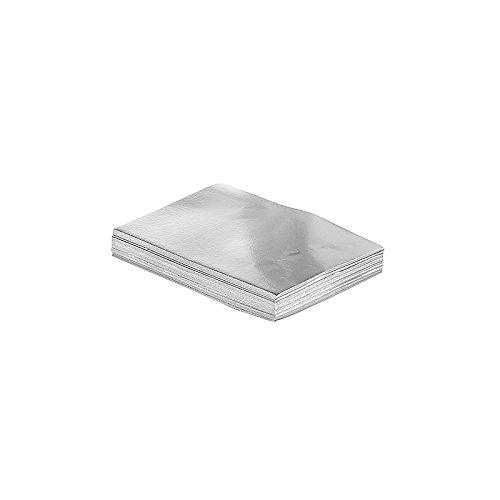 30 feuilles de protection aluminium lampe uv - pm