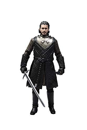 HEO GMBH- Game of Thrones Juego De Tronos Figura Jon Nieve, (MC Farlane 10651-0)
