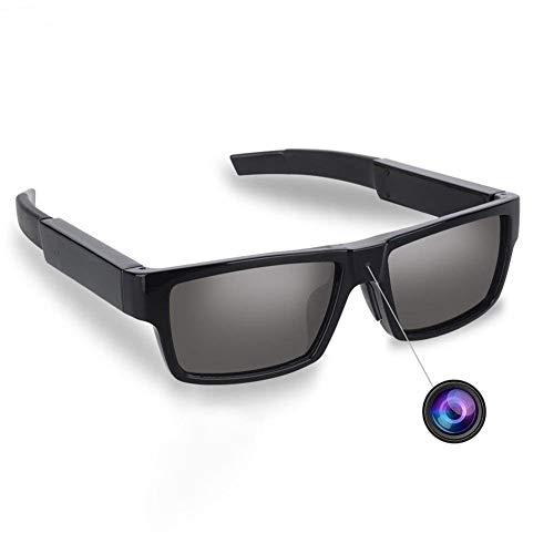 OOZIMO HD 1080P Kamera Sonnenbrillen Mit Mini-Kamera, Videoaufnahme Daueraufnahme