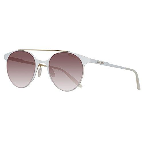 Carrera Unisex-Erwachsene 115-S-29Q-D8 Sonnenbrille, Weiß (White), 50