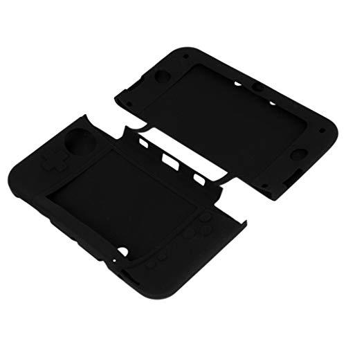 NIUQY Verlustprävention Ultradünne Mode Personalisiert Mini weiche Silikon-Schutzhülle Tragbarer Skin Hülle Geeignet für NEUE Nintendo 3DS kompatibel Gerät aufrüsten