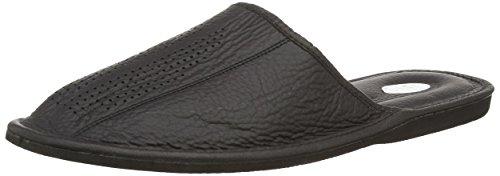 Natural Line Auténtica piel de hombres zapatillas, chanclas, Mulas con suela anatómica o forro de lana. Varios colores