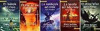 Percy Jackson & the Olympians Set Books 1-5 Spanish Language par Rick Riordan