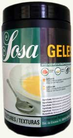 Sosa gelespessa (goma xantana), 500 g
