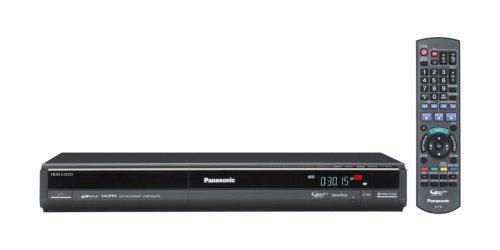 Panasonic DMR EH 575 EG K DVD- und Festplattenrekorder 160 GB (DivX-zertifiziert, Upscaling 1080p, HDMI) schwarz