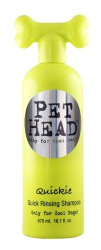 Pet Head Quickie Quick Rinsing Shampoo, 475 ml