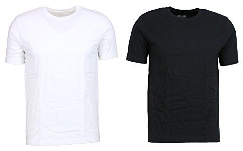 Tom Tailor - Shirt, 1/2, Rundhals 3er Pack, T-shirt Uomo - bianco, XXL