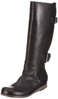 Mao 0031, Damen Stiefel, Schwarz (black), EU 37