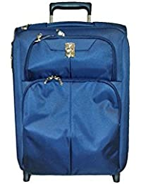 Trolley Cabina 55 Cm Upright 2 Ruote | Delsey Expert | 000240723-Blu