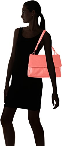 BREE 330007, Borsa a spalla Donna Rosa (Flamingo)