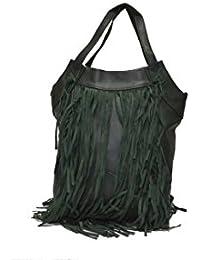 Senora Handbag for Women- Colour(Green)