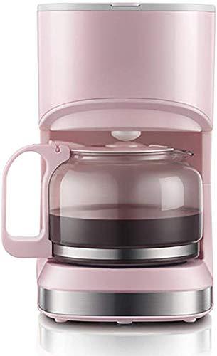 KaiKai Kaffeemaschine, Mini-Kaffeemaschine, Kaffeemaschine Haushalt vollautomatische Tropf-Büro kleine Mini Kaffeekanne kochendem Teekanne doppelten Zweck for Kaffee-Liebhaber, for Espressokocher