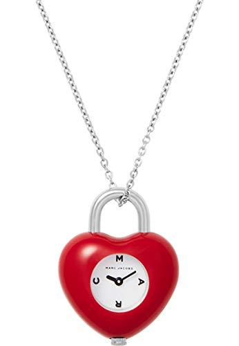 Marc Jacobs Damen-Uhren Analog Quarz One Size Edelstahl 87638405