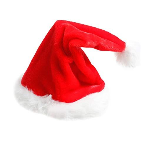 Weihnachtsmütze - Singende und Tanzende Nikolausmütze