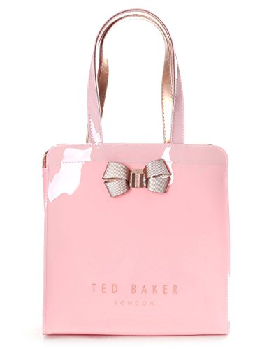 2897c563a5f3 Ted Baker Kriscon Women s Bow Detail Small Icon Bag PALE PINK ONE