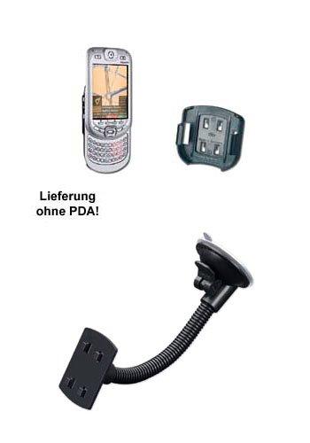 KFZ-Lüftungsgitterhalter + Halteschale passend für XDA III Xda Iii Pda