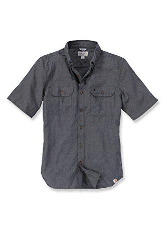 Preisvergleich Produktbild Carhartt Fort Solid Short Sleeve Shirt, Farbe:schwarz;Größe:XXL