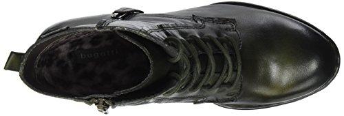 Bugatti 411333314100, Bottes Femme Vert (Dark Green)