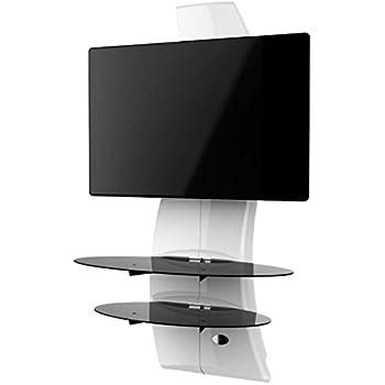 Meliconi Ghost Design 48 48 Weiß TV Wandhalterung 48 Extraordinary Design 2000 Furniture