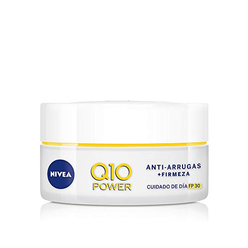 NIVEA Q10 Power Antiarrugas Cuidado Día Triple Defensa