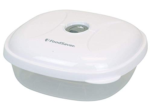 FoodSaver T020-00024-I - Set de 3 recipientes para envasar al vacío