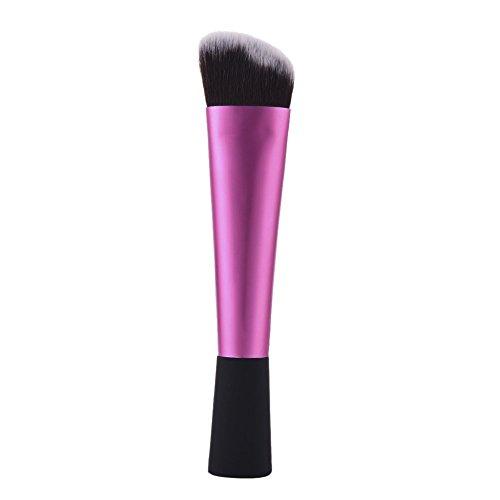 LianLe®5PCS pinceau maquillage pinceau de visage Brush Foundation Blush BB crème Portable pinceau