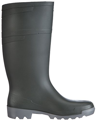 Dunlop w486711Hobby Genoux langschaft Bottes en caoutchouc mixte adulte Grün (Grün(Groen) 08)