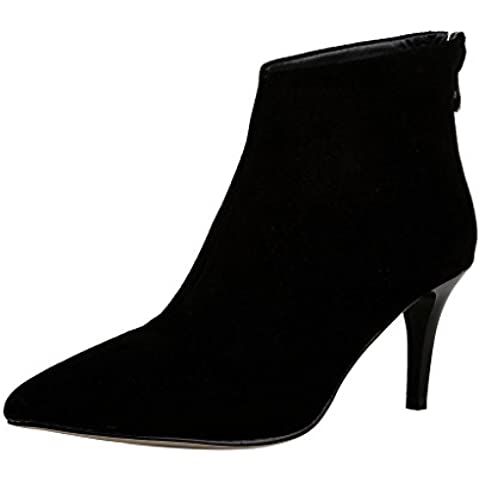 ELEHOT Donna Eleseven tacco a spillo 7.5CM Leather