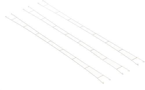 Viessmann 4331 - N Conduite fil 222 mm, lot de 3