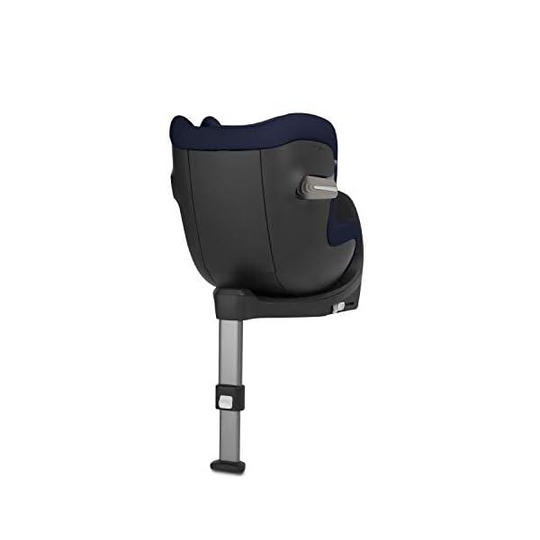 Cybex Sirona S i-Size Car Seat, Deep Black Cybex Cybex sirona s i-size car seat, deep black Item number: 520000513 Colour: deep black 2