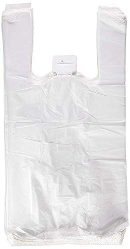 BOLSA Plastico Asa Camiseta 30 x 40 cm. 200 Unidades