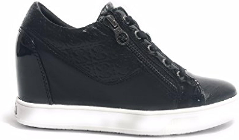 Guess Scarpe Donna scarpe da ginnastica Zeppa Interna MOD. MOD. MOD. Finna Coloreee Nero D18GU16 | Elegante E Robusto Pacchetto  | Maschio/Ragazze Scarpa  1ffc76