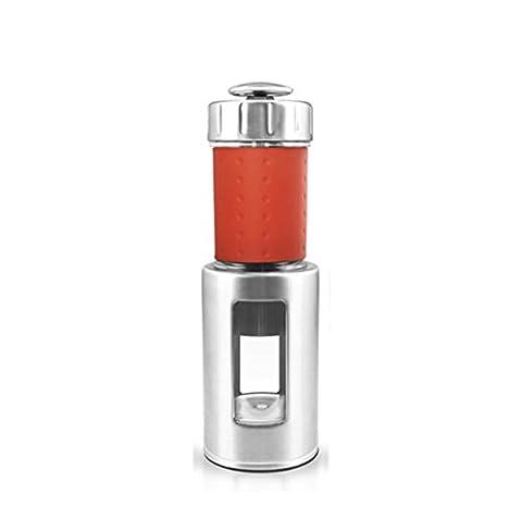 MDJ Kreative Eis-Kaffee aus dem Automaten-portable Espresso-Drop-Methode werden zusammenarbeiten, um Topf Druck Druck , orange