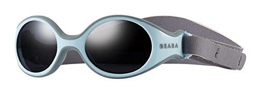 BÉABA Lunettes Bandeau Winter Grey/Blue Taille XS