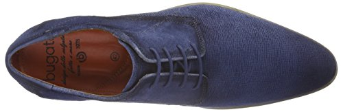 Bugatti 311186031400, Scarpe Stringate Uomo Blu (d.blau 4100d.Blau 4100)