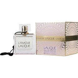 L'Amour Lalique By Lalique Eau De Parfum Spray 3.3 Oz