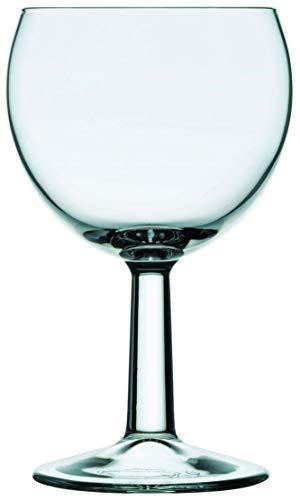 Rotweinglas Weinglas geeicht 0,2 ltr, 36-er Set, Gastronomie-Qualität, 6 Verschiedene Setgrößen...