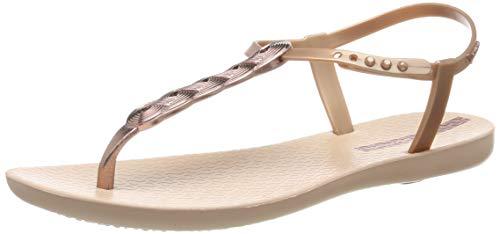 Ipanema Damen Charm VI Sand FEM T-Spangen Sandalen, Mehrfarbig (Light Pink 8673), 40 EU