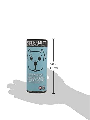 Pooch and Mutt Calm and Relaxed Mini-Bone Dog Treats