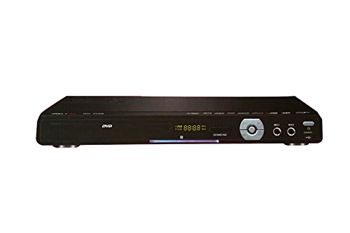 IBELL IBL3288 DVD PLAYER WITH USB PORT/ SD/MMC/MS CARD READER & BUILT-IN AMPLIFIER